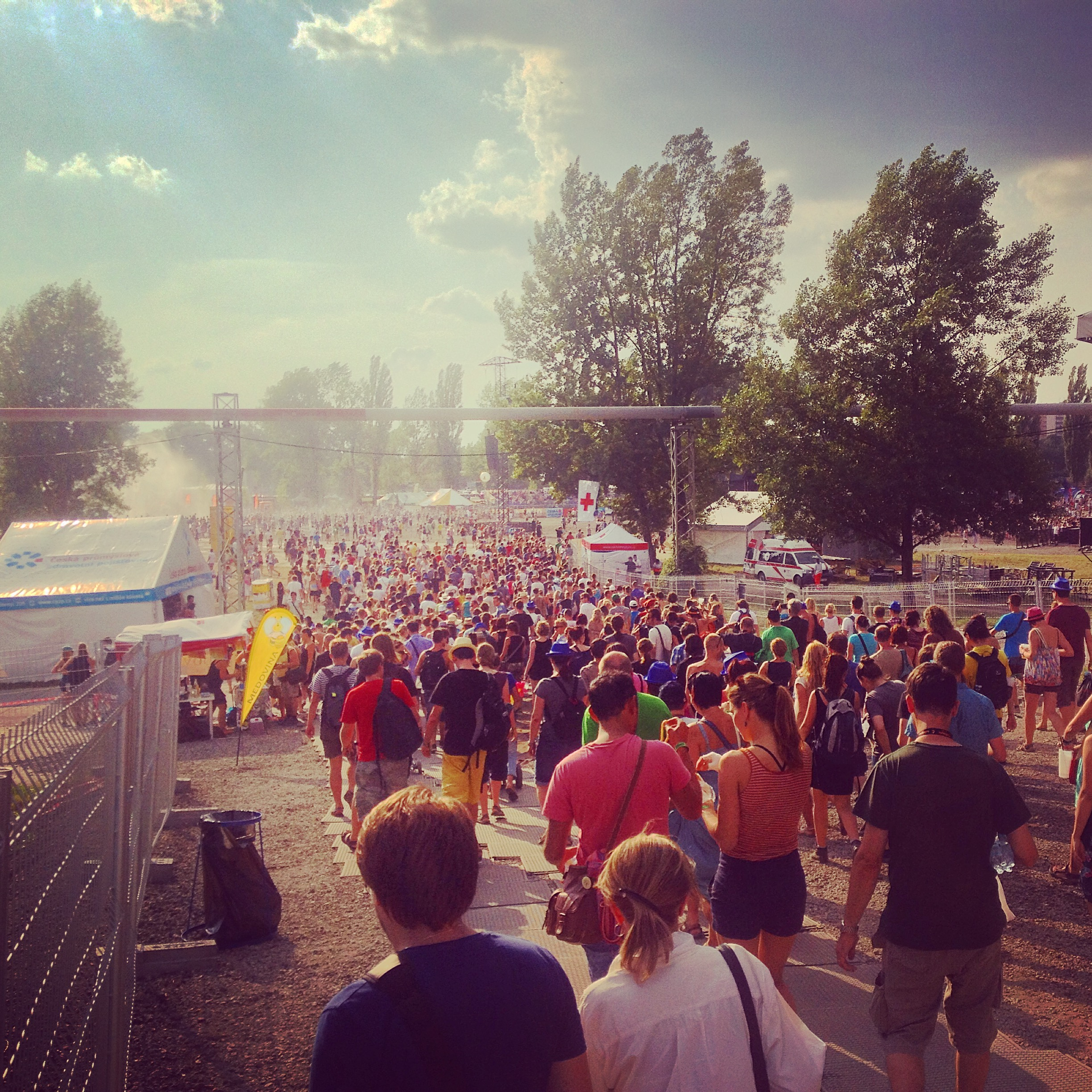 Colours of Ostrava 2015