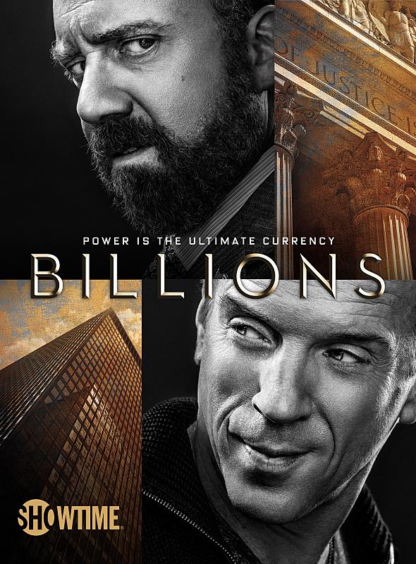 Billions seriál