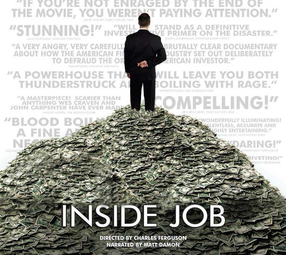 Inside Job - Finanční krize