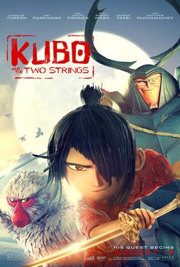 Kubo And The Two Strings – Kubo a Kouzelný Meč (2016)