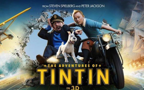 The Adventures Of Tintin – Tintinova Dobrodružství – Tajemství Jednorožce (2011)